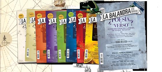 Colección revista La Balandra