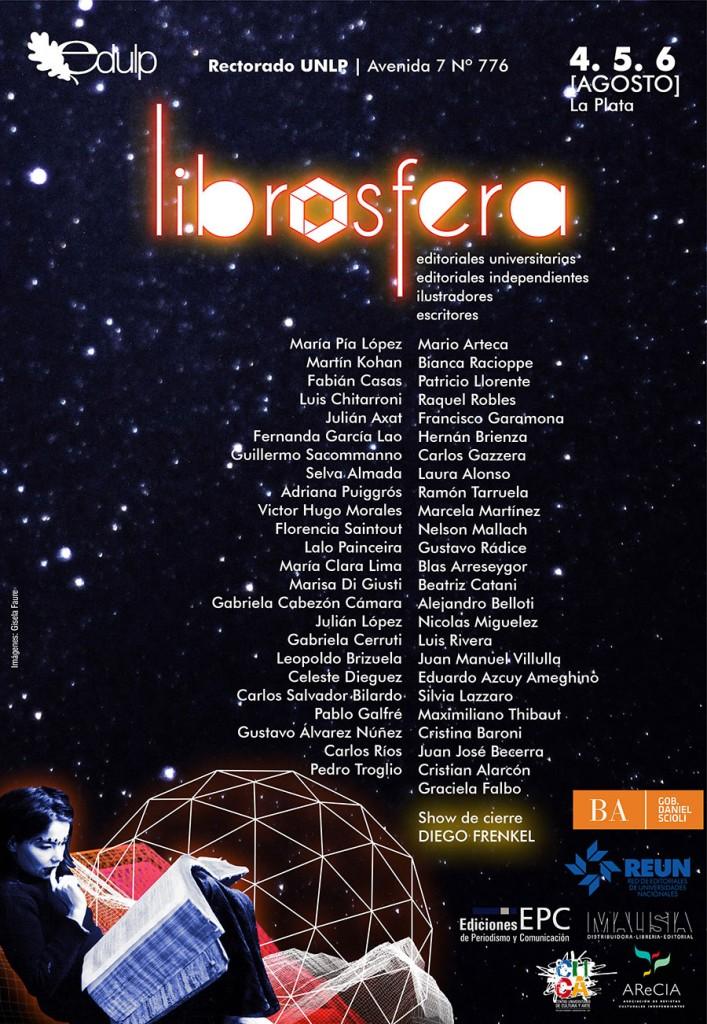 Flyer Librosfera