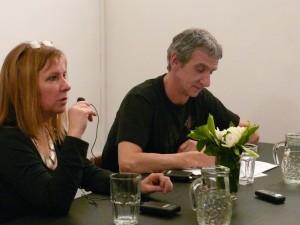 El lanzamiento de La balandra, 2011