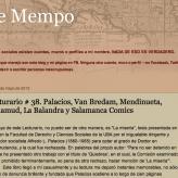 """En """"Lecturario #38"""" · 19-05-2015"""