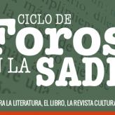 Alejandra Laurencich estará en el Ciclo de Foros en la SADE 2015