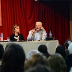 Charla debate ¿Cómo hacer para ser publicado?, 2012